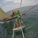 """Tribe Watersports - Watamu Kenya - Kitesurfing - Wakeboarding - Stand Up Paddleboarding - Kitesurfing Holiday - Kitesurfing School - kitesurfing kenya - Kitesurfing School Kenya - Watamu Kitesurfing - Hydrofoil Kitesurfing """"Kite Foiling"""" in Watamu Kenya - G0019393 1487745445672 high 01"""