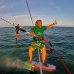 """Tribe Watersports - Watamu Kenya - Kitesurfing - Wakeboarding - Stand Up Paddleboarding - Kitesurfing Holiday - Kitesurfing School - kitesurfing kenya - Kitesurfing School Kenya - Watamu Kitesurfing - Hydrofoil Kitesurfing """"Kite Foiling"""" in Watamu Kenya - G0058018 1487351479026 high 02"""