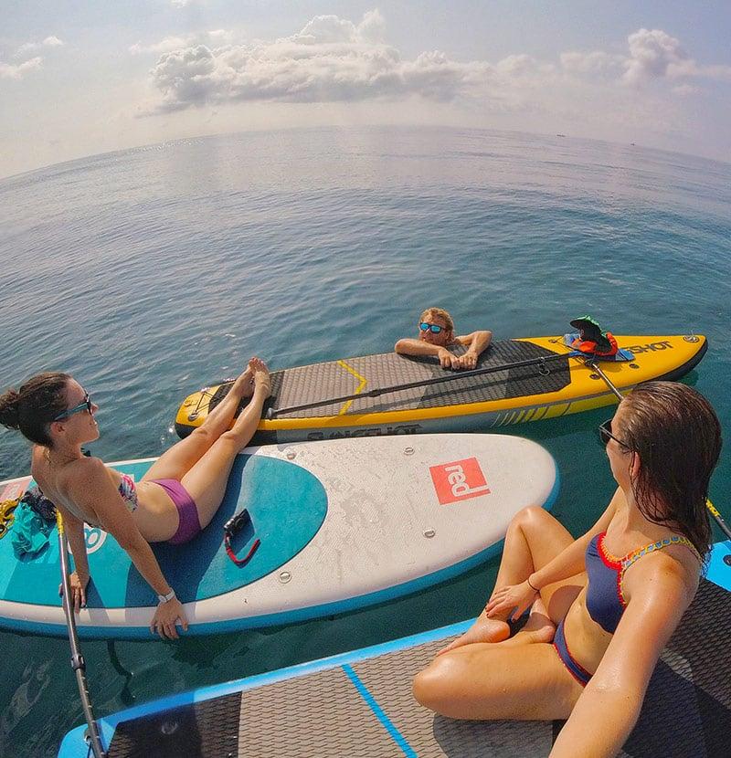 Tribe Watersports - Watamu Kenya - Kitesurfing - Wakeboarding - Stand Up Paddleboarding - Stand Up Paddle Boarding - sup 3