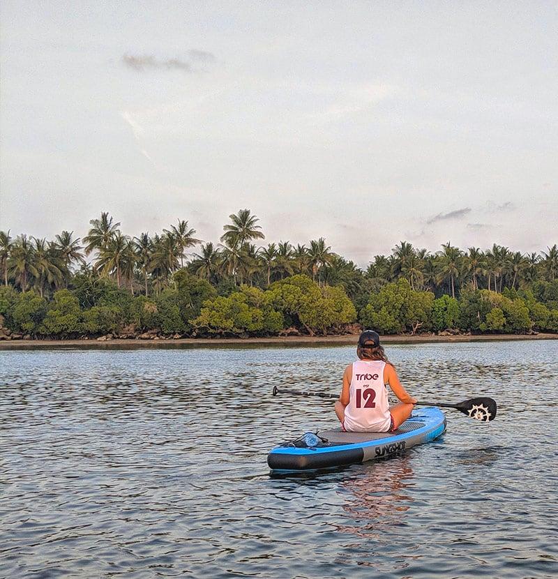 Tribe Watersports - Watamu Kenya - Kitesurfing - Wakeboarding - Stand Up Paddleboarding - Stand Up Paddle Boarding - sup 5