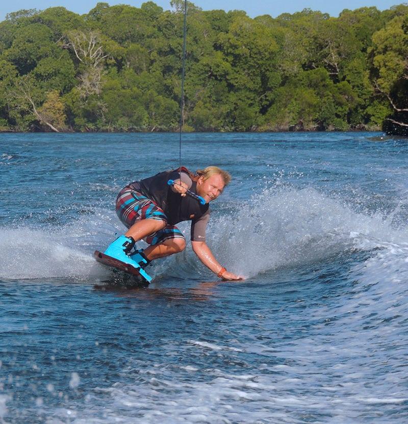 Tribe Watersports - Watamu Kenya - Kitesurfing - Wakeboarding - Stand Up Paddleboarding - Wakeboarding & Ski - wake 2